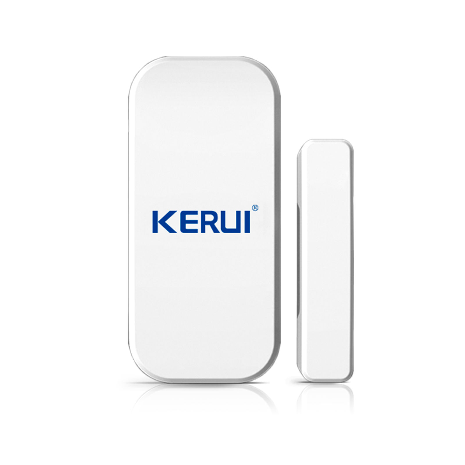 Kerui G18 Wireless Gsm Home Security Burglar Alarm System Outdoor Contacts Wiring In Series Door Sensorx5
